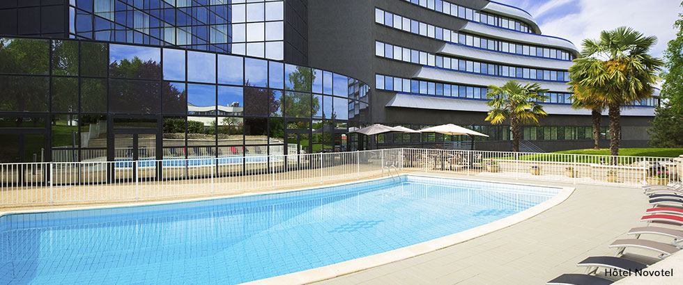 Novotel Futuroscope Pool